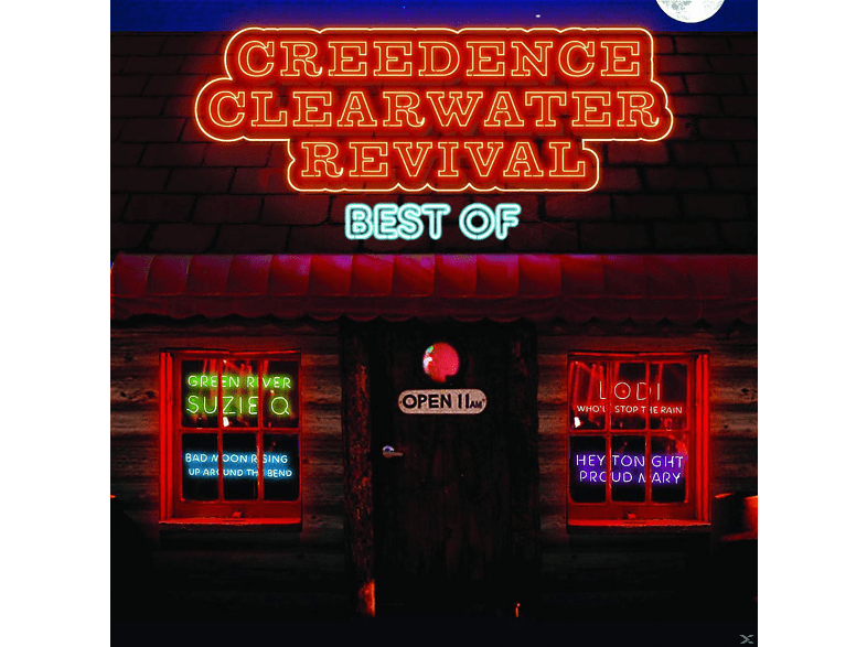 Creedence Clearwater Revival - Best Of (Deluxe) [CD]
