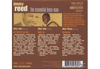 Jimmy Reed - Essential Boss Man - (CD)