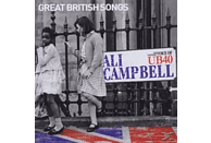 Ali Campbell - Great British Songs [CD]