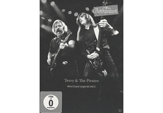 Terry & The Pirates - ROCKPALAST WESTCOAST LEGENDS 5 - (DVD)