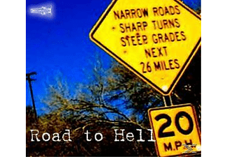 Road to Hell - 1 CD - Krimi/Thriller