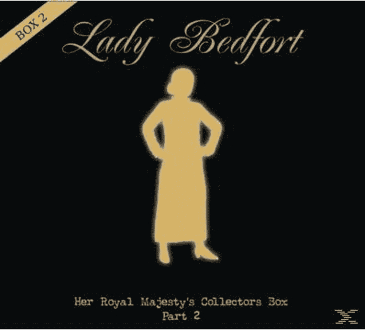 Lady Bedfort: Collectors Box - Part 2 - 3 CD - Krimi/Thriller