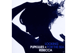 Pupkulies & Rebecca - Looking For The Sea - (CD)