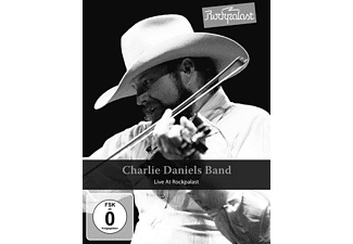Charlie Band Daniels - LIVE AT ROCKPALAST - (DVD)