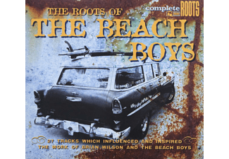 VARIOUS - Roots Of The Beach Boys [CD]