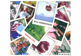 Bill Carrothers - Family Life - (CD)