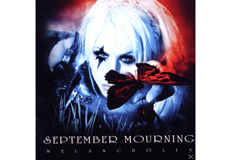 September Mourning - Melancholia - (CD)