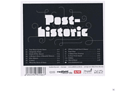The Death Letters - Post-Historic [CD]
