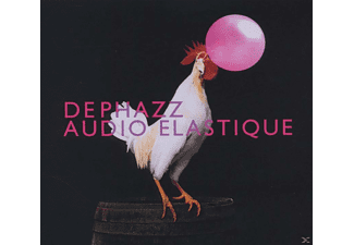 De Phazz - Audio Elastique - (CD)