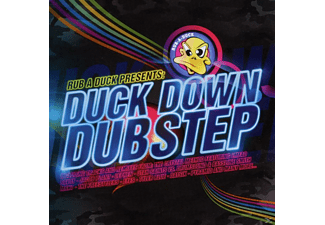 VARIOUS - Rub-A-Duck Presents: Duck Down Dubstep [CD]