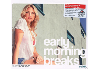 VARIOUS - Early Morning Breaks Vol.04 - (CD)