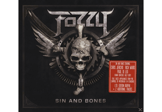Fozzy - Sin And Bones (Limited Edition) - (CD)