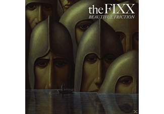 The Fixx - Beautiful Friction - (CD)