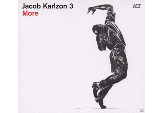 Jacob Karlzon - More - (CD)
