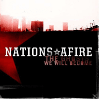 Nations Afire - The Ghosts We Will Become (Lp) [Vinyl]