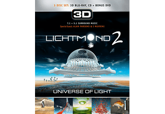- Lichtmond 2 - Universe of Light (inklusive CD und Bonus-DVD) - (Blu-ray + DVD)
