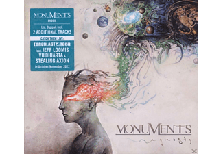Monuments - Gnosis (Limited Edition) [CD]
