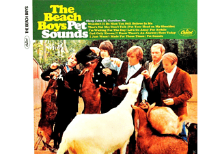 The Beach Boys - Pet Sounds (Mono & Stereo) - (CD)