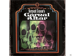 Serpent Venom - Carnal Altar - (CD)