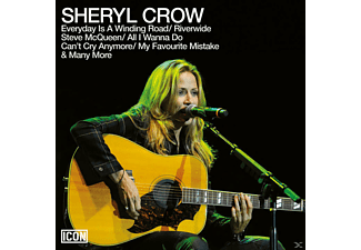 Sheryl Crow - Sheryl Crow (Icon Series) [CD]