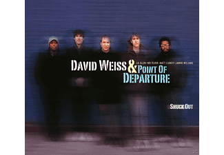 David Weiss, Point Of Departure - Snuck Out - (CD)