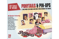 VARIOUS - Ponytails & Pin-Ups-My Kind Of Music [CD]