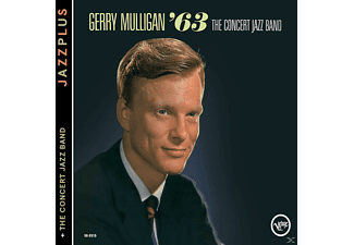 Gerry Mulligan - The Concert Jazz Band '63 - (CD)
