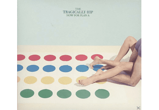 Tragically Hip - Now For Plan A - (CD)