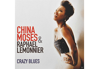 China Moses, Raphaël Lemonnier - Crazy Blues - (CD)