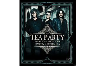 The Tea Party - The Reformation Tour: Live From Australia 2012 - (Blu-ray)