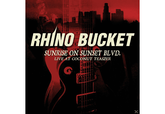 Rhino Bucket - Sunrise On Sunset BLVD-Live At The - (CD)