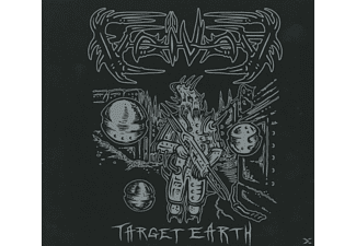 Voivod - Target Earth (Limited Edition) [CD]