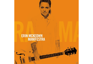 Erin Mckeown - Manifestra - (CD)