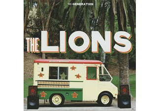 The Lions - This Generation - (CD)