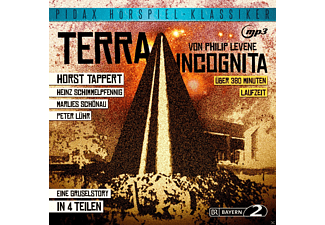 Terra Incognita - 1 MP3-CD - Science Fiction/Fantasy