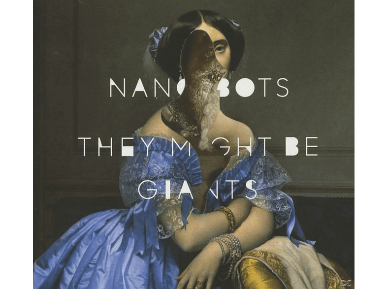 They Might Be Giants - Nanobots [CD]