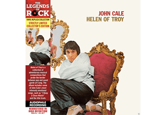John Cale - Helen Of Troy - LTD Vinyl Replica - (CD)