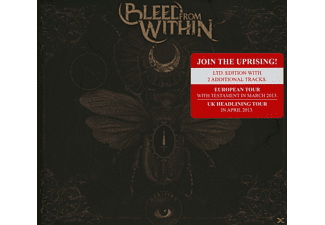 Bleed From Within - UPRISING (LIMITED EDITION) - (CD)