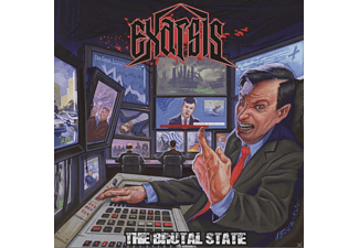 Exarsis - The Brutal State - (CD)
