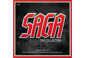 Saga - Saga - The Collection - (CD)
