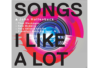 John Hollenbeck, Frankfurt Radio Big Band - Songs I Like A Lot - (CD)