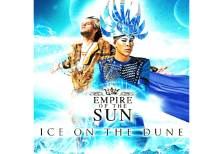 Empire of the Sun ICE ON THE DUNE Pop CD