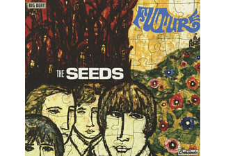 The Seeds - Future (2 Cd Deluxe Edition) - (CD)
