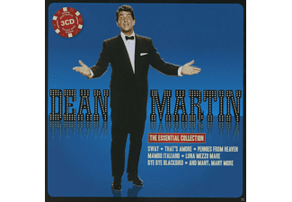 Dean Martin - Essential Collection (Lim.Metalbox Ed.) - (CD)