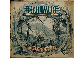 Civil War - The Killer Angels - (CD)