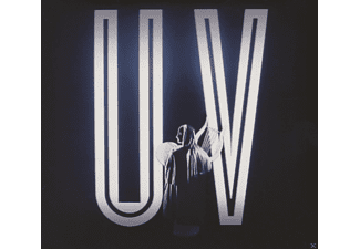 Midnight Juggernauts - Uncanny Valley - (MP3-CD)