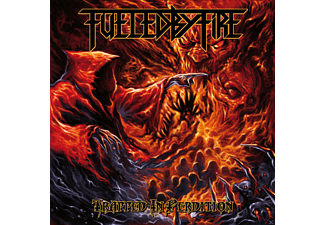 Fueled By Fire - Trapped In Perdition [CD]