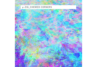 µ-Ziq - Chewed Corners - (CD)
