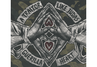 A Traitor Like Judas - Guerilla Heart - (CD)