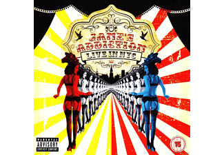 Jane's Addiction - LIVE IN NYC (DVD+CD)05 - (CD + DVD Video)